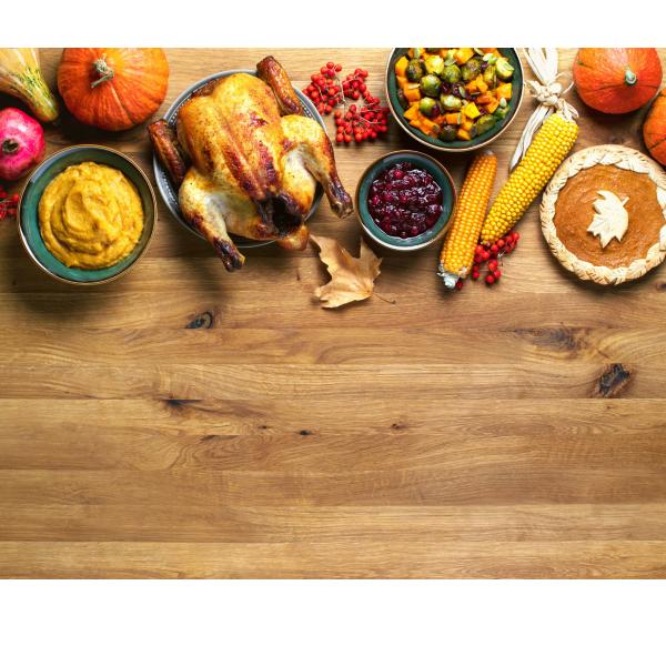 Fall Week 9: Pre-Order Your Local Turkey